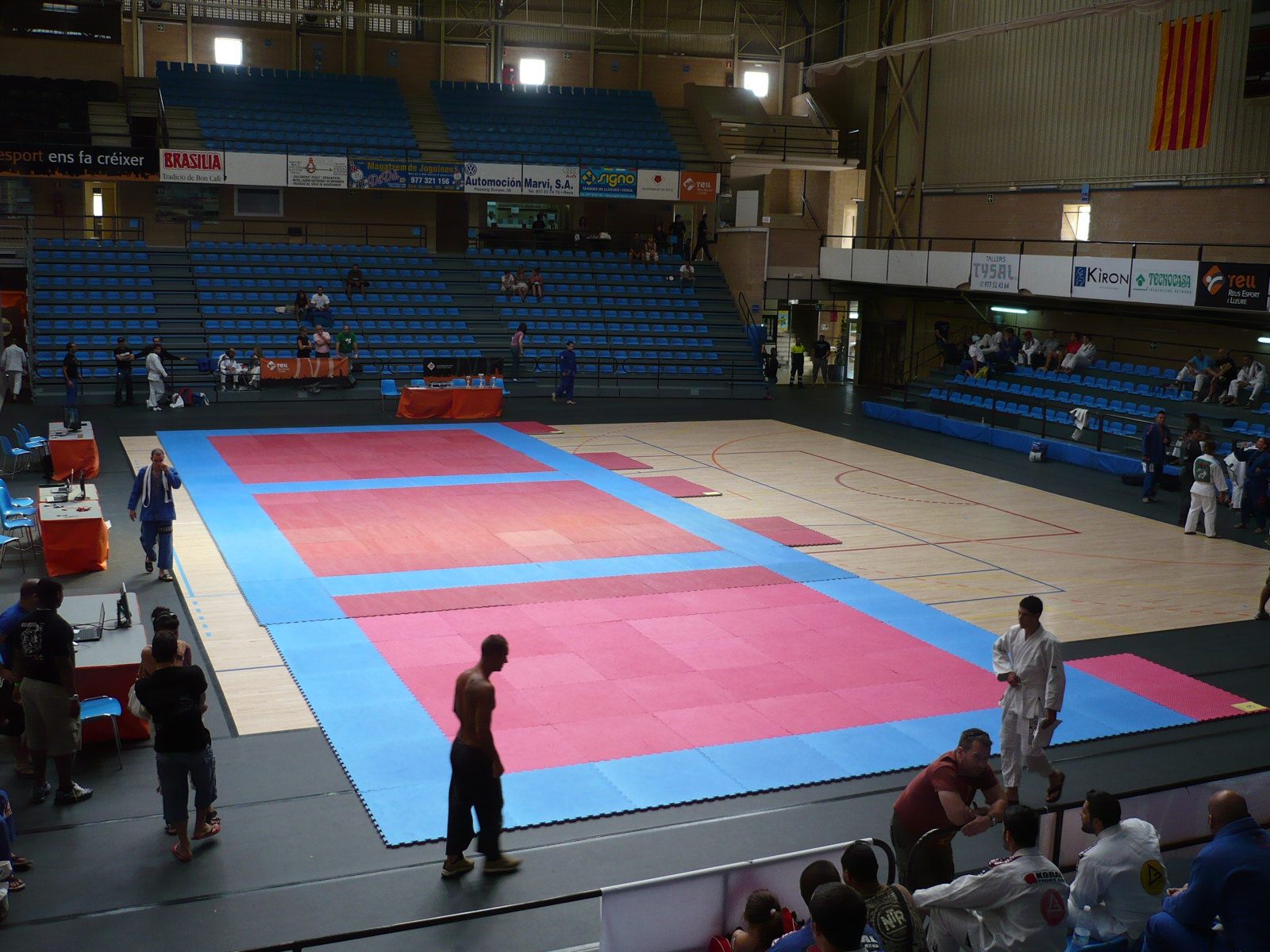 Pavellón Olímpico Municipal de Reus
