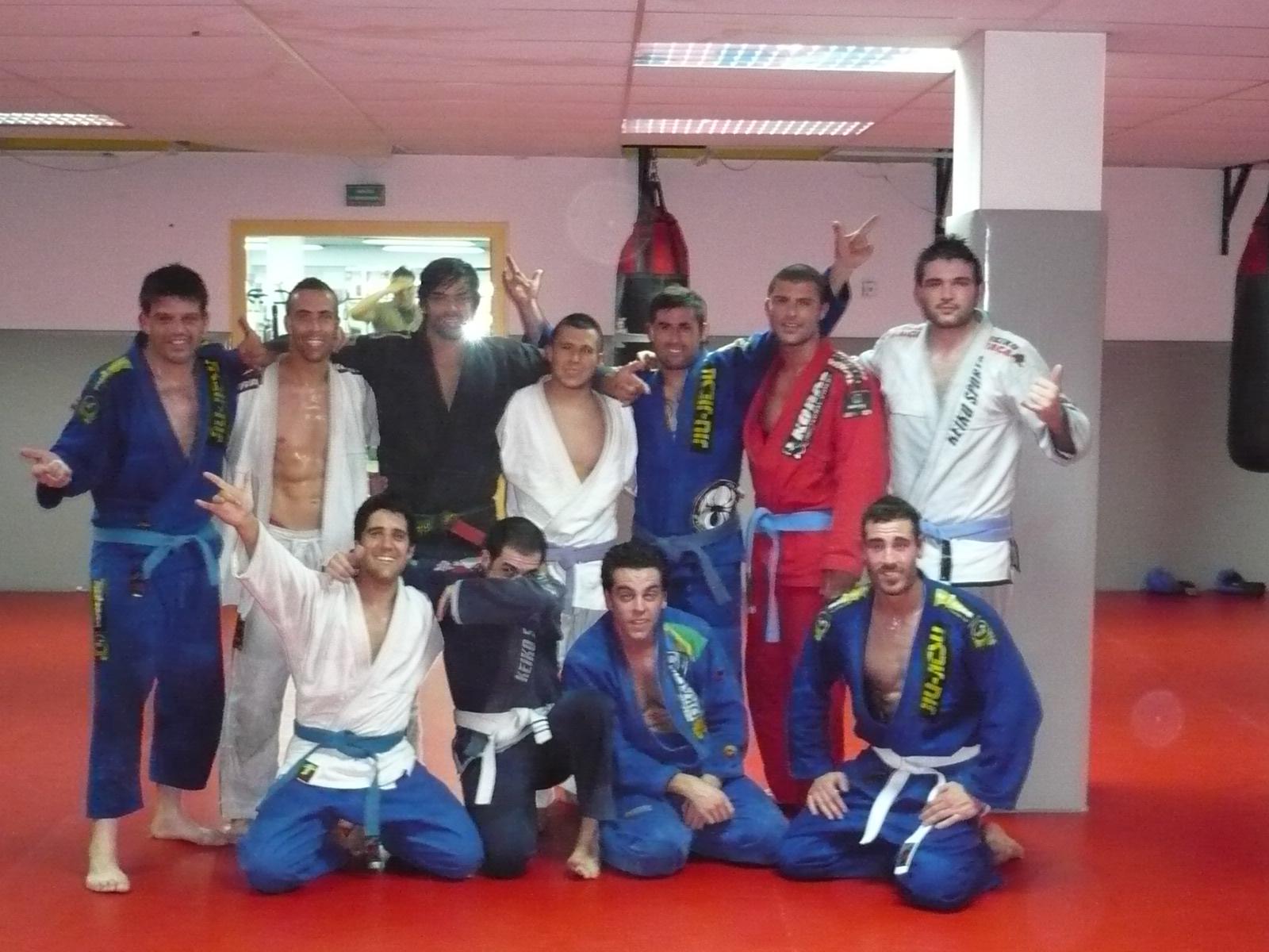 Equipo Aranha BJJ Barcelona