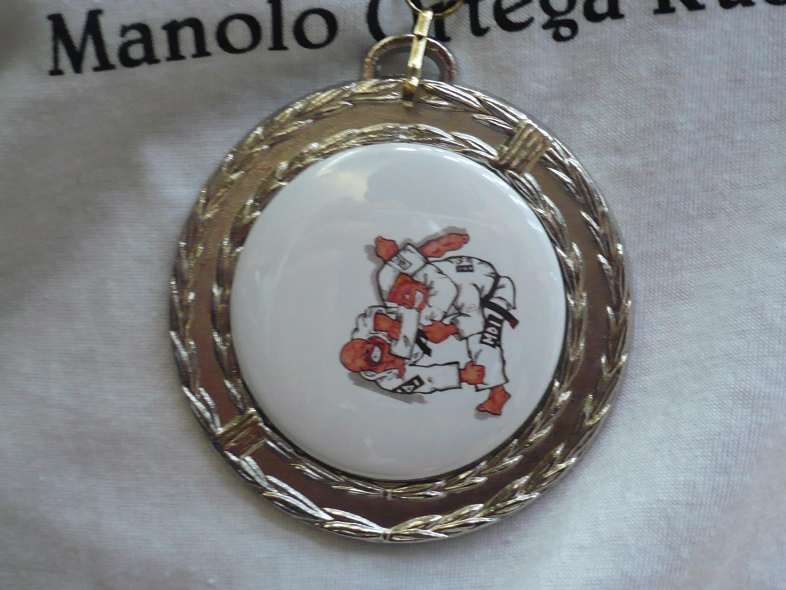 Medalla copa de Reus