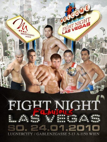 Cartel Fight Night - MMA Austria
