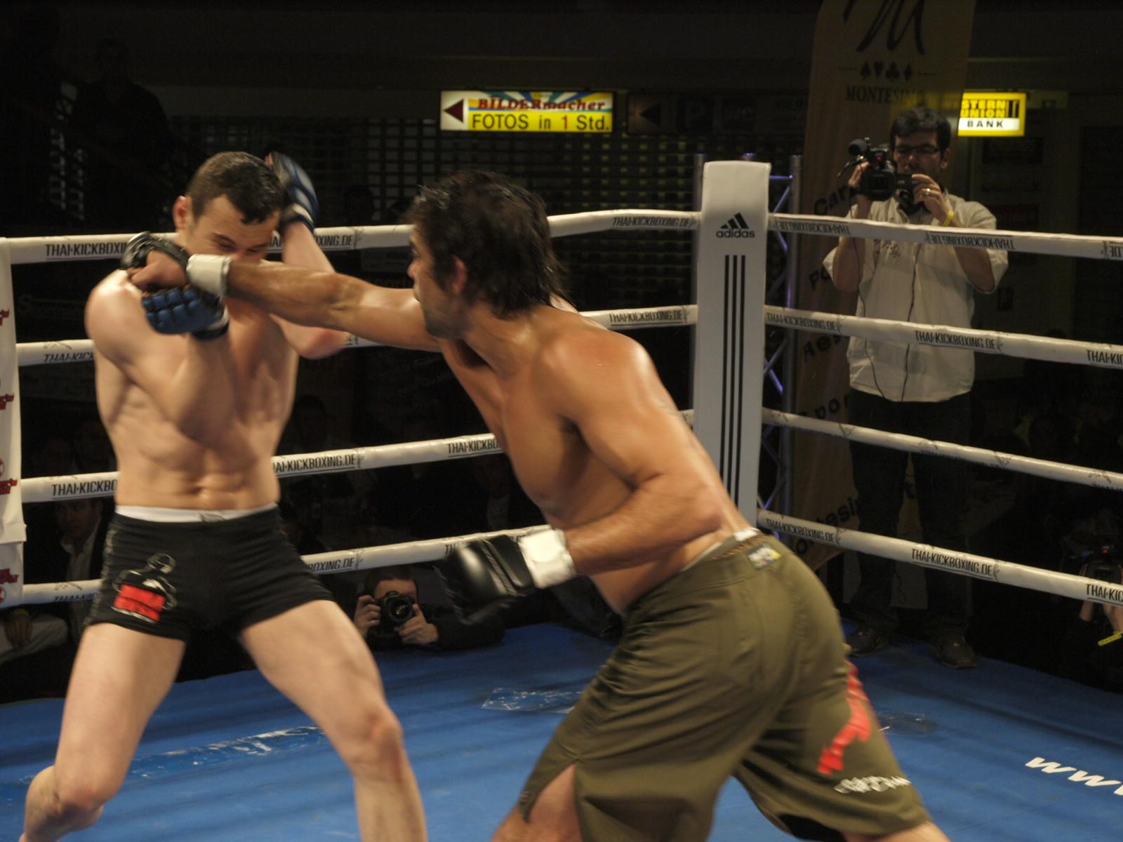 Yan austria MMA