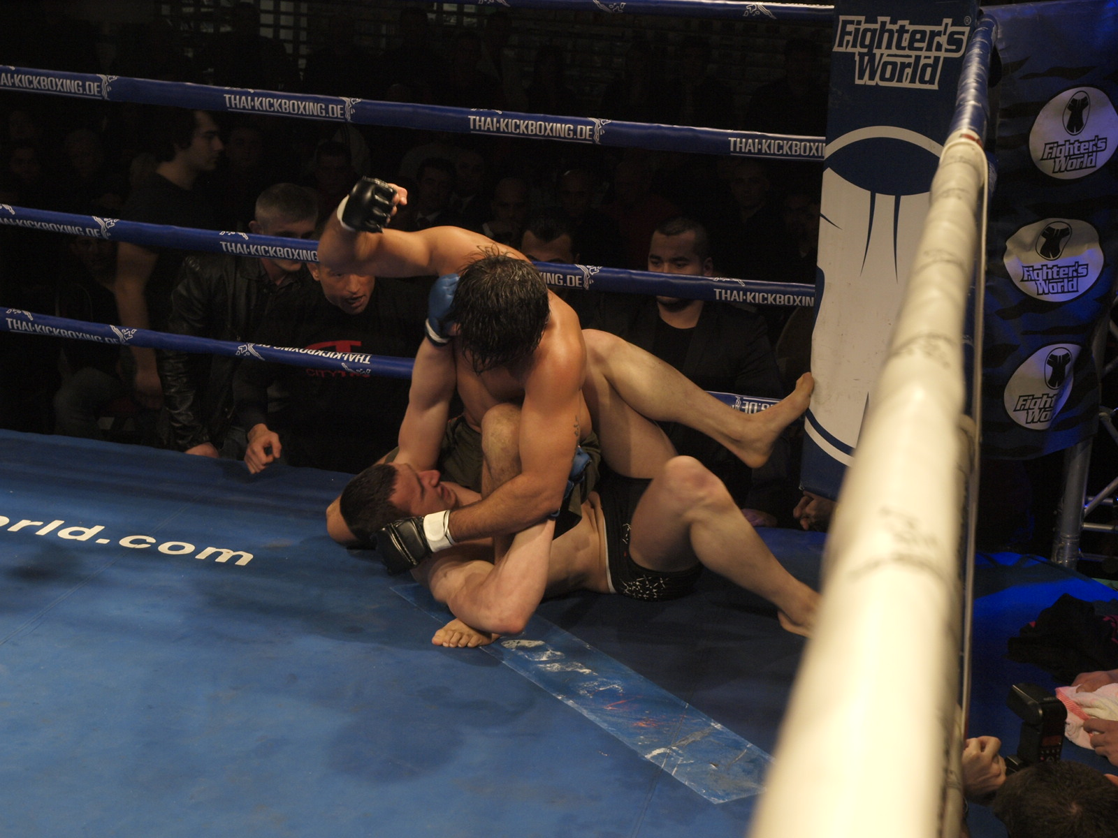 Yan Cabral MMA Austria