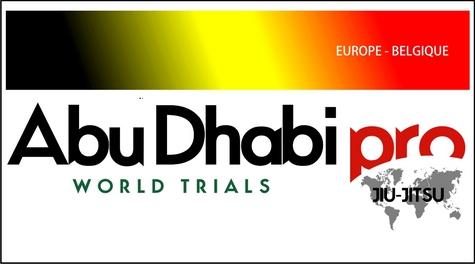 Abu Dhabi Pro BJJ Belgica Trials