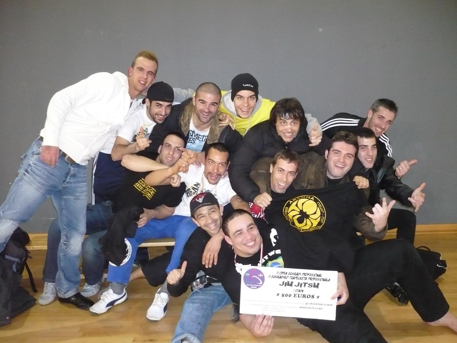 equipo bjj barcelona