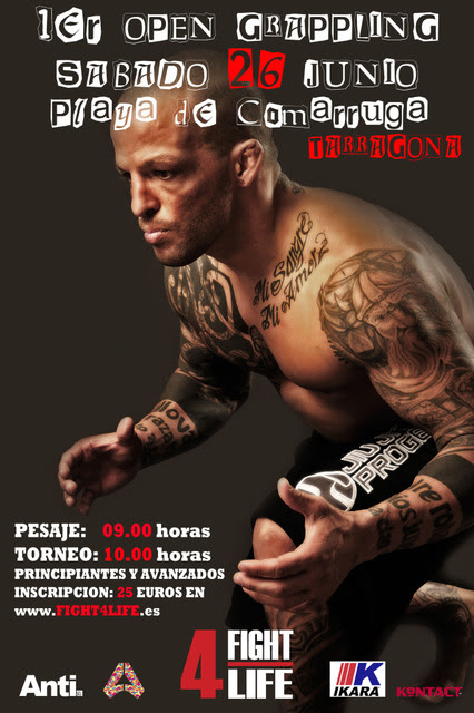 cartel fight4life de grappling 2010