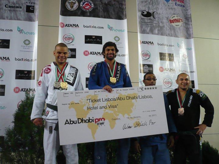 yan cabral european abu dhabi pro trials 2011 champion